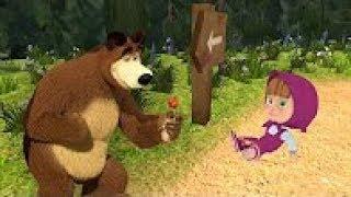 Маша и Медведь  Догонялки. Новая игра для детей мини игры с Машей